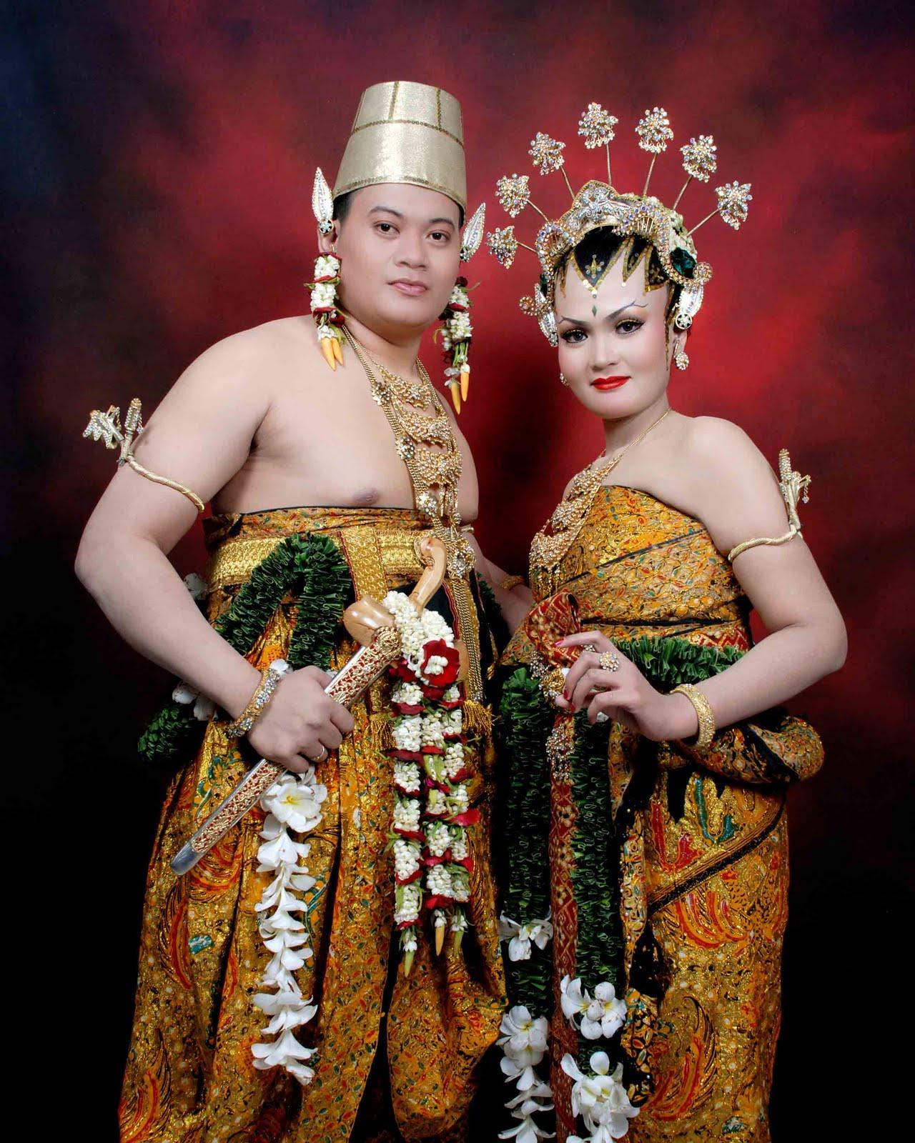 Kebudayaan indonesia: Upacara pengantinn