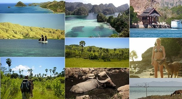 Komodo, Flores, Bali and Lombok Leisure in 14 Days / 13 Nights