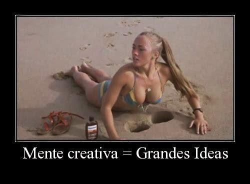 Mente creativa...
