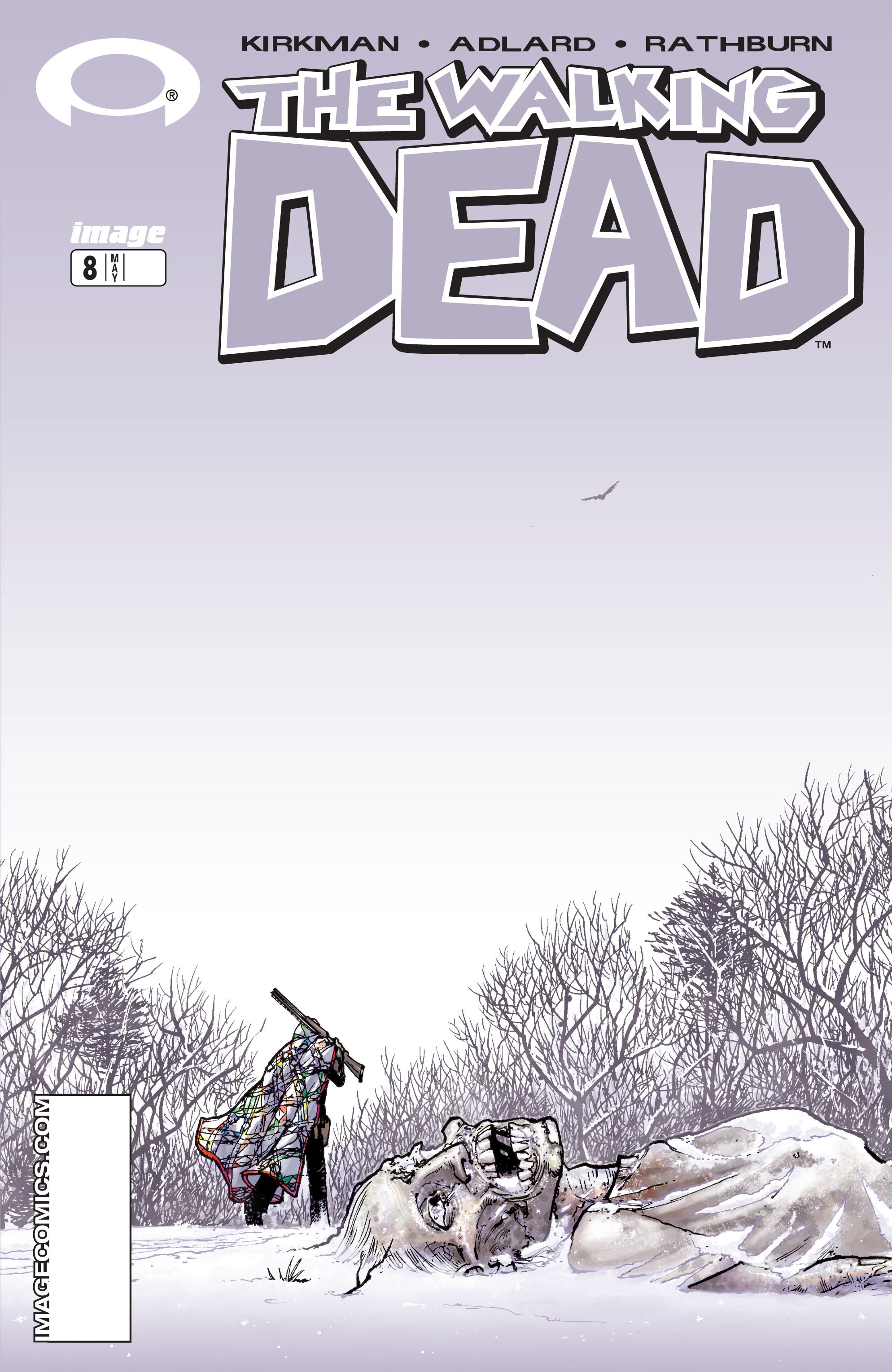 The Walking Dead 8 Page 1
