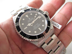 SOLD ROLEX SUBMARINER NO DATE - ROLEX 14060M - SERIE Z