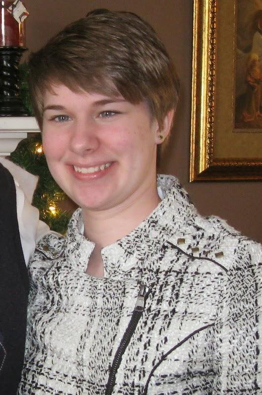 Sister Hannah Empey