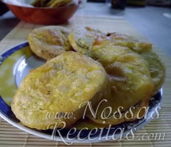 receita fácil de berinjela empanada com ervas