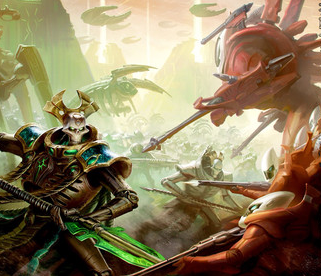 More Necron Information Flowing