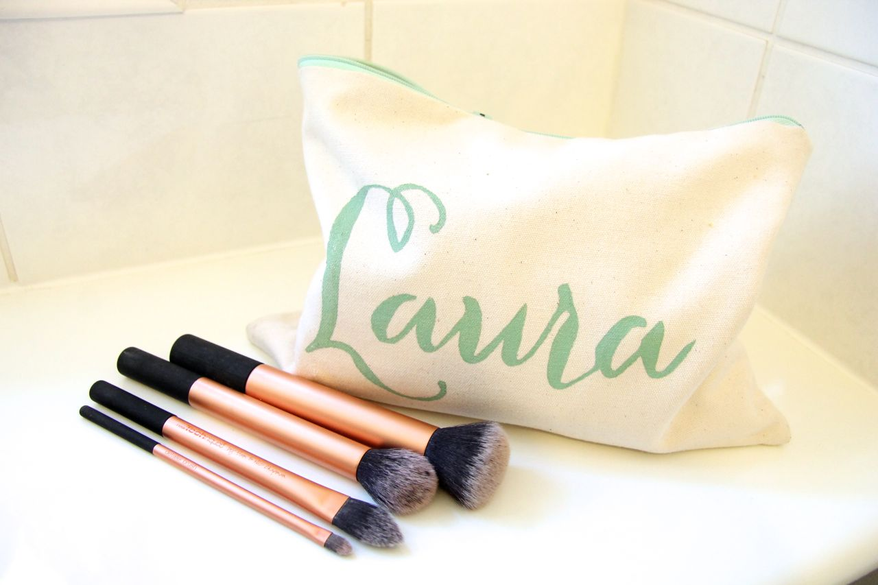 my make-up bag