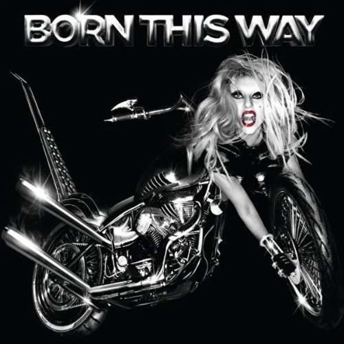 lady gaga born this way album booklet pictures. Lady Gaga quot;Born This Wayquot;