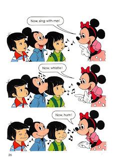 Disney's World of English