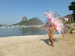 Musa da Mangueira Rio 2012