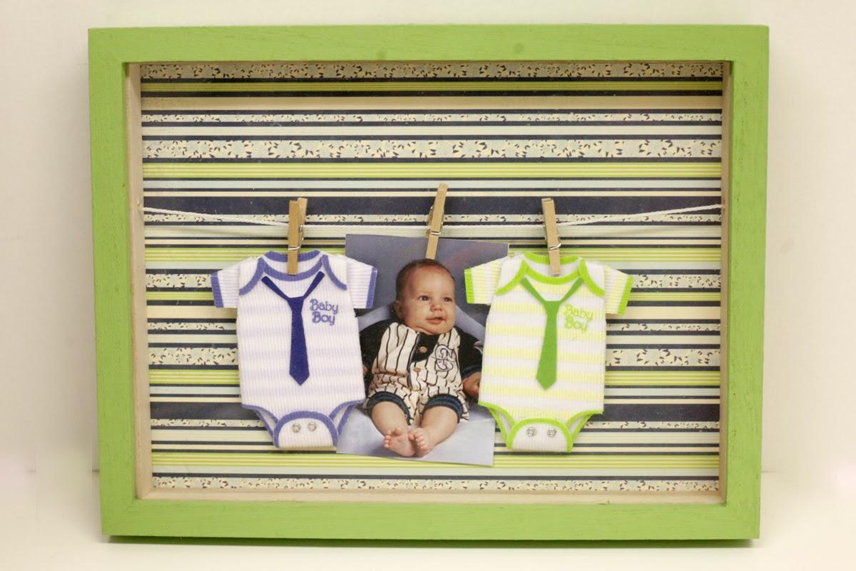 Ben Franklin Crafts And Frame Shop Baby Clothes On Clothesline