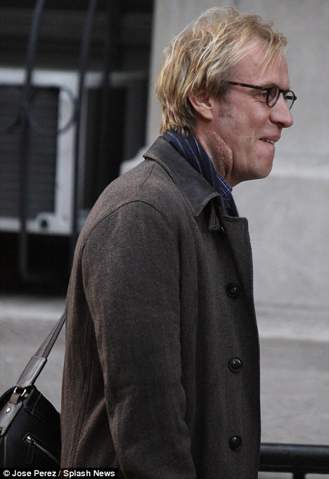 "Rhys Ifans As Dr Connors! Plus More Set-Pics From ""The Amazing Spider-Man"""