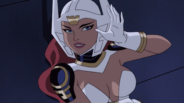 Justice League: Gods and Monsters Chronicles ft. Wonder Woman