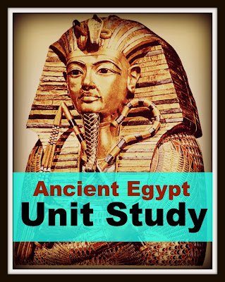 The Unlikely Homeschool-Ancient Egypt Unit Study