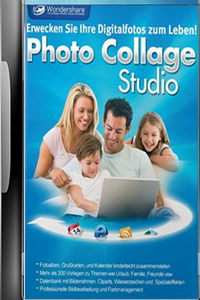 Wondershare Photo Collage Studio-Cover