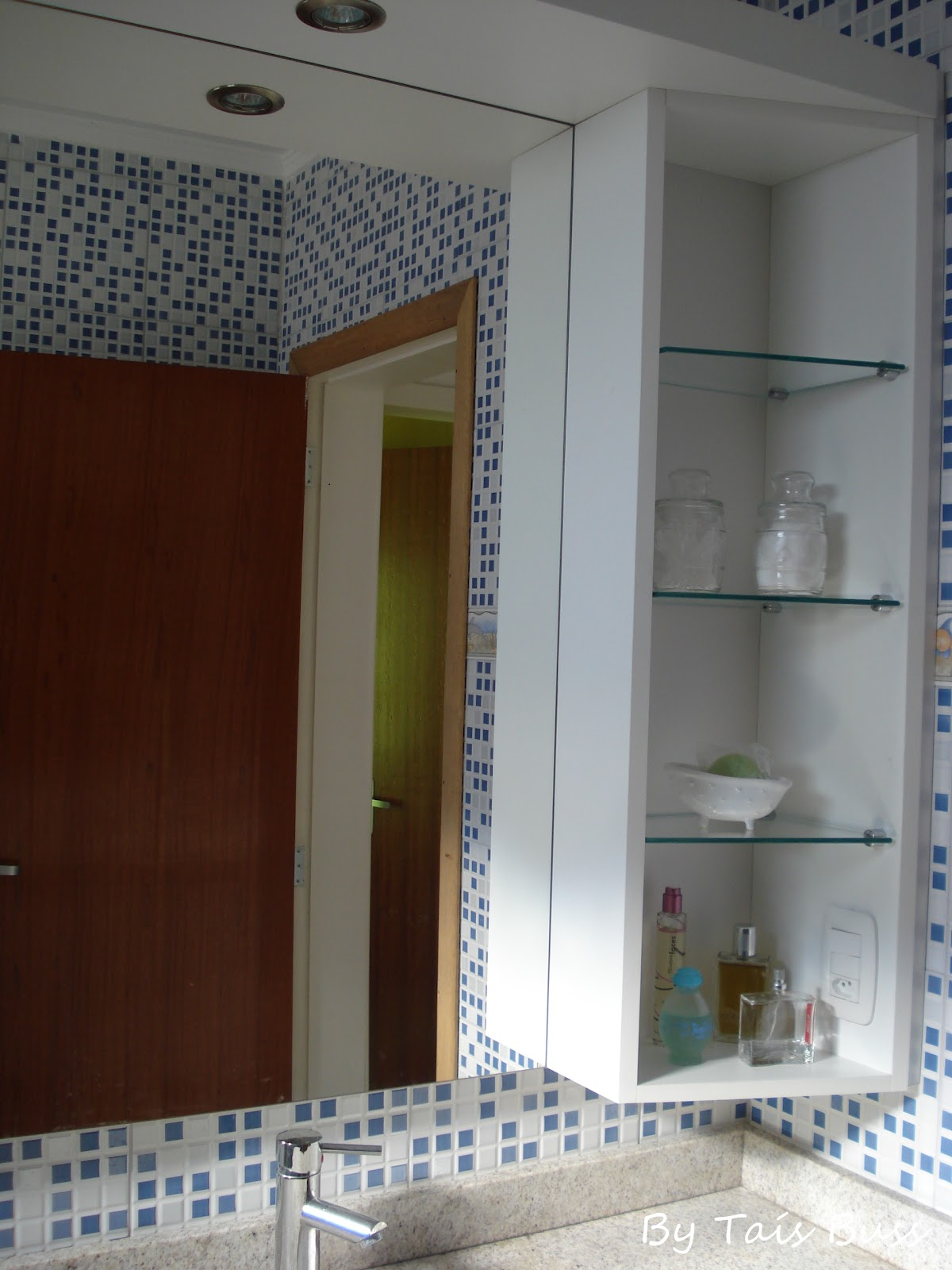 Perfeito Jardim !: E o Banheiro  #36241A 1200 1600
