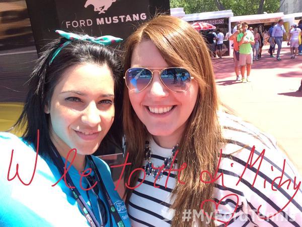 una giornata con ford agli internazionali di tennis d'italia bnl 2015