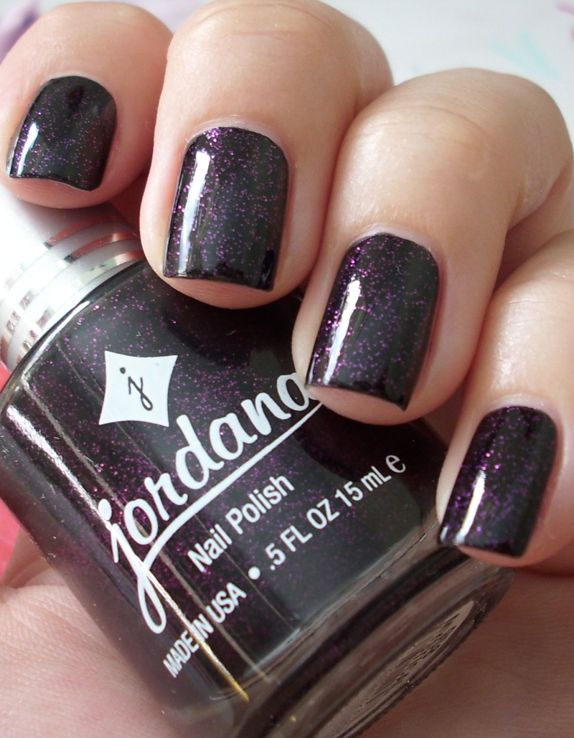 Did someone say nail polish?: Jordana ~ Mystical