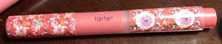 tarte gifts from the lipstick tree maracuja divine shine lip gloss achiote