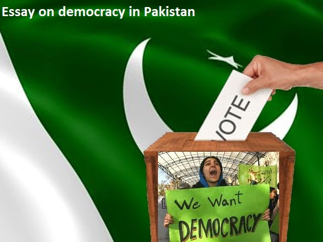 narrative essay on why democracy failed in pakistan Democracy has been badly failed in pakistan due to incompetent leadership and declining political policies moreover, bureaucracy and feudal system has abolished democracy forever in pakistan, democracy is nothing but a misapprehension which cause people to vote for someone they know and they will only know the person who can promote himself.