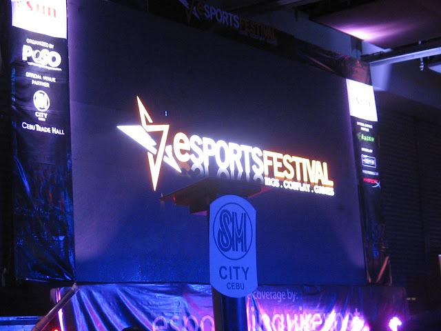eSports Festival Manila 2016 | TheCollegeCandy.com - Kawaii and Japanophile Webzine