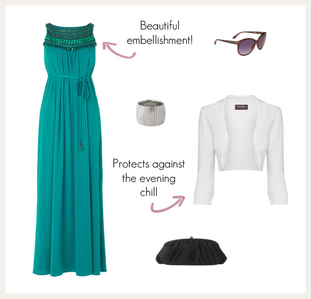 Formal Beach Wedding Guest Dresses Outfits