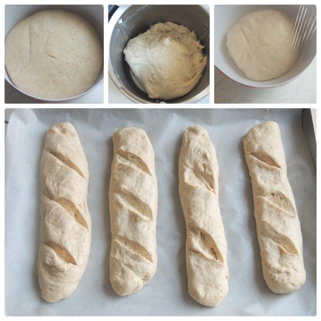 pane col formaggio col bimby
