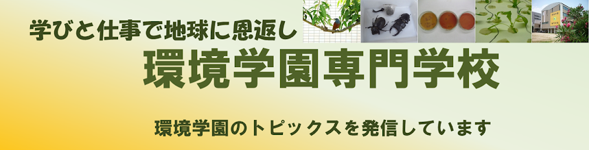環境学園のブログ