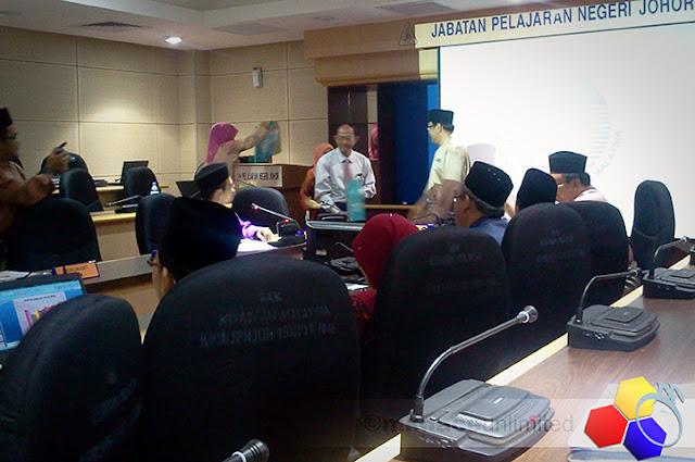 mknace unlimited™ | Mesyuarat Penutup Audit Dalam MS ISO 9001:2008 JPN Johor