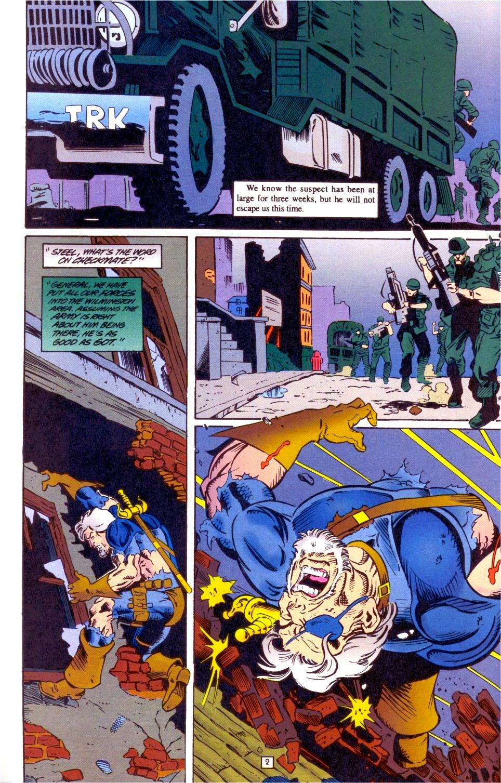 Deathstroke (1991) Issue #0 #5 - English 3