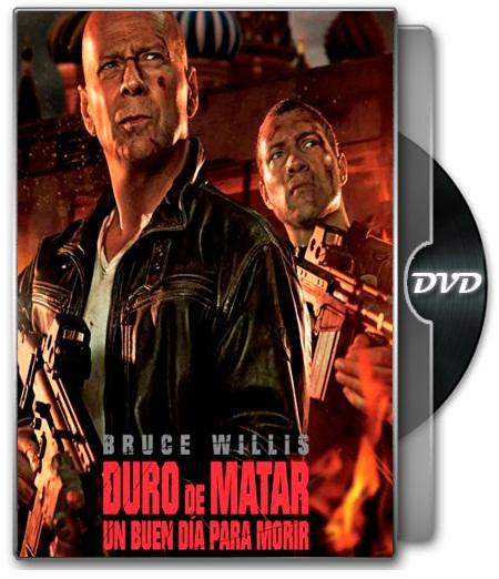 Duro de matar 5 dvd portada