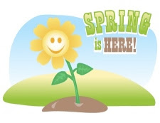 Spring Clip Art