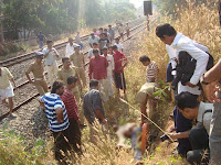 Kasaragod, Mogral Puthur, Railway-track, Dead body, Obituary, Kunhali, Train, Mumbai, Hospital, Police, House, Kerala, Malayalam News.
