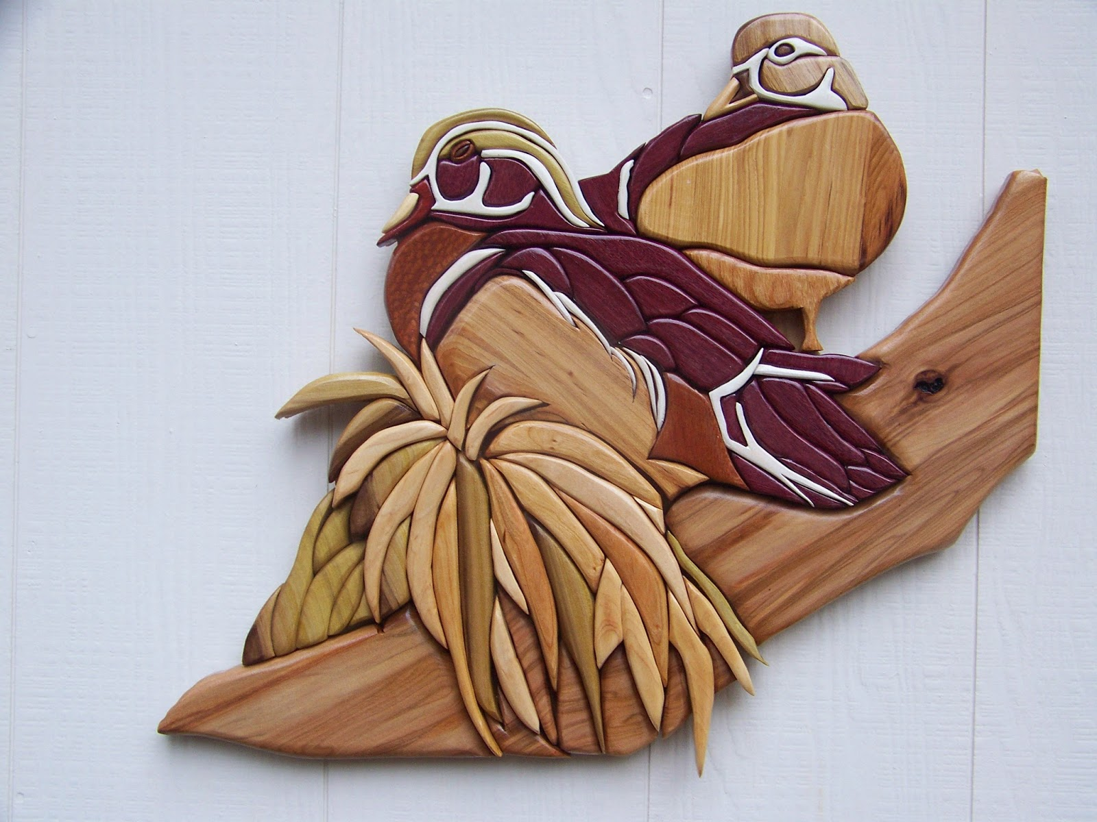 Intarsia Woodworking - Ideas, Plans and Patterns on Pinterest | Intarsia Wood, Intarsia ...
