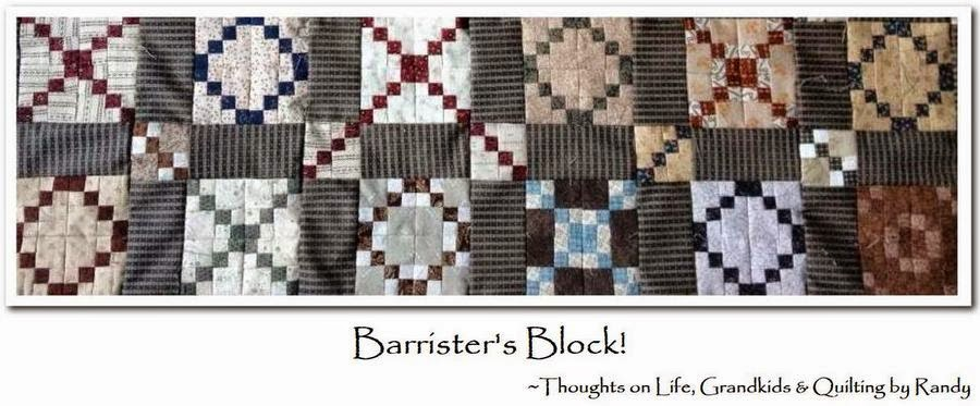 Barrister's Block