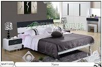 Tempat Tidur Minimalis Type Modern Nano