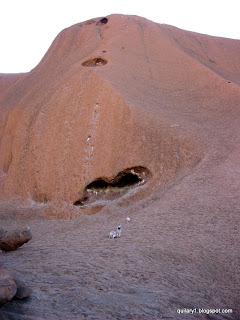 Uluru - Lungkata walk