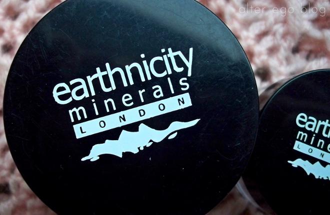 Nowe minerały | Korektor i rozświetlacz Earthnicity minerals