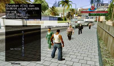 Mod Traffic Setting GTA San Andreas