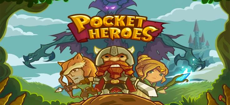 Download Pocket Heroes Apk