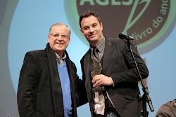 Prêmio AGES Livro do Ano 2012. Categoria Não - Ficção