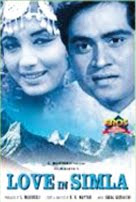 Love in Simla (1960 - movie_langauge) - Joy Mukherjee, Sadhana, Azra, Kishore Sahu, Shobhna Samarth, Durga Khote, Vijayalaxmi, Hari Shivdasani, Master Ramesh, Bazid Khan, Fouza Singh, Ravi Tandon, Saibee Sabherwal, Kiran Kumar
