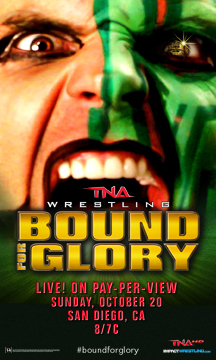 Image » TNA Bound For Glory 2013 Official Poster Firstlook [feat. Jeff Hardy]