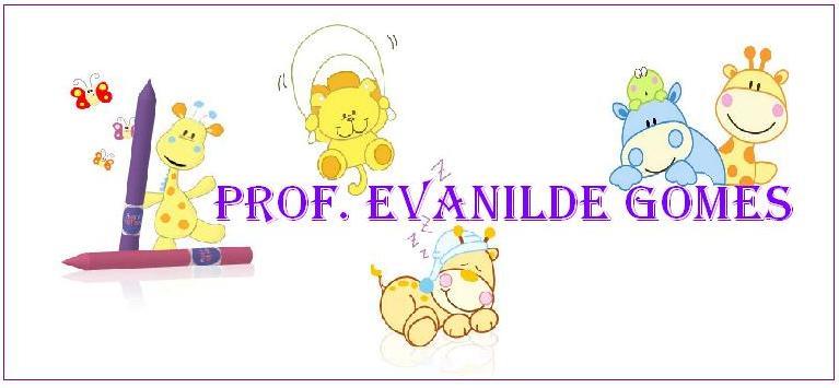 Prof. Evanilde gomes