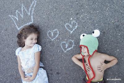 free crochet pattern frog hat