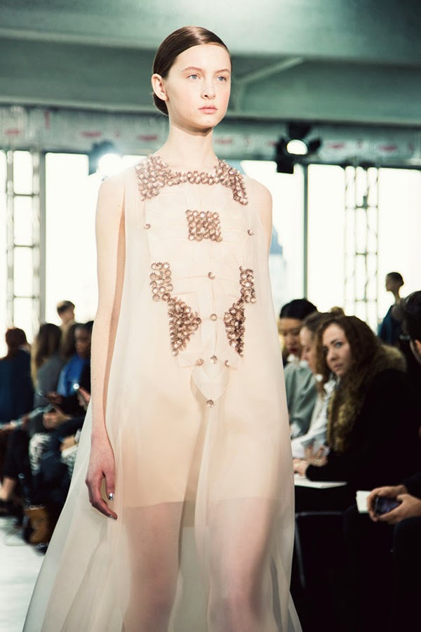 {fashion inspiration | runway : delpozo fall 2014}