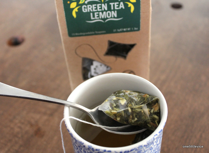 one little vice lifestyle blog: organic and natural tea reviews