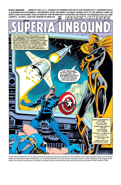 Captain America (1968) Issue #392 #325 - English 2