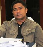 ketua Panwaslu Lombok Barat Suryadi Hidayat