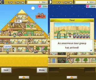 The Pyraplex v1.0.3: game xây dựng kim tự tháp cổ đại cho android
