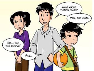 Fokus A menggalakkan hubungan erat antara ibubapa dan anak mereka