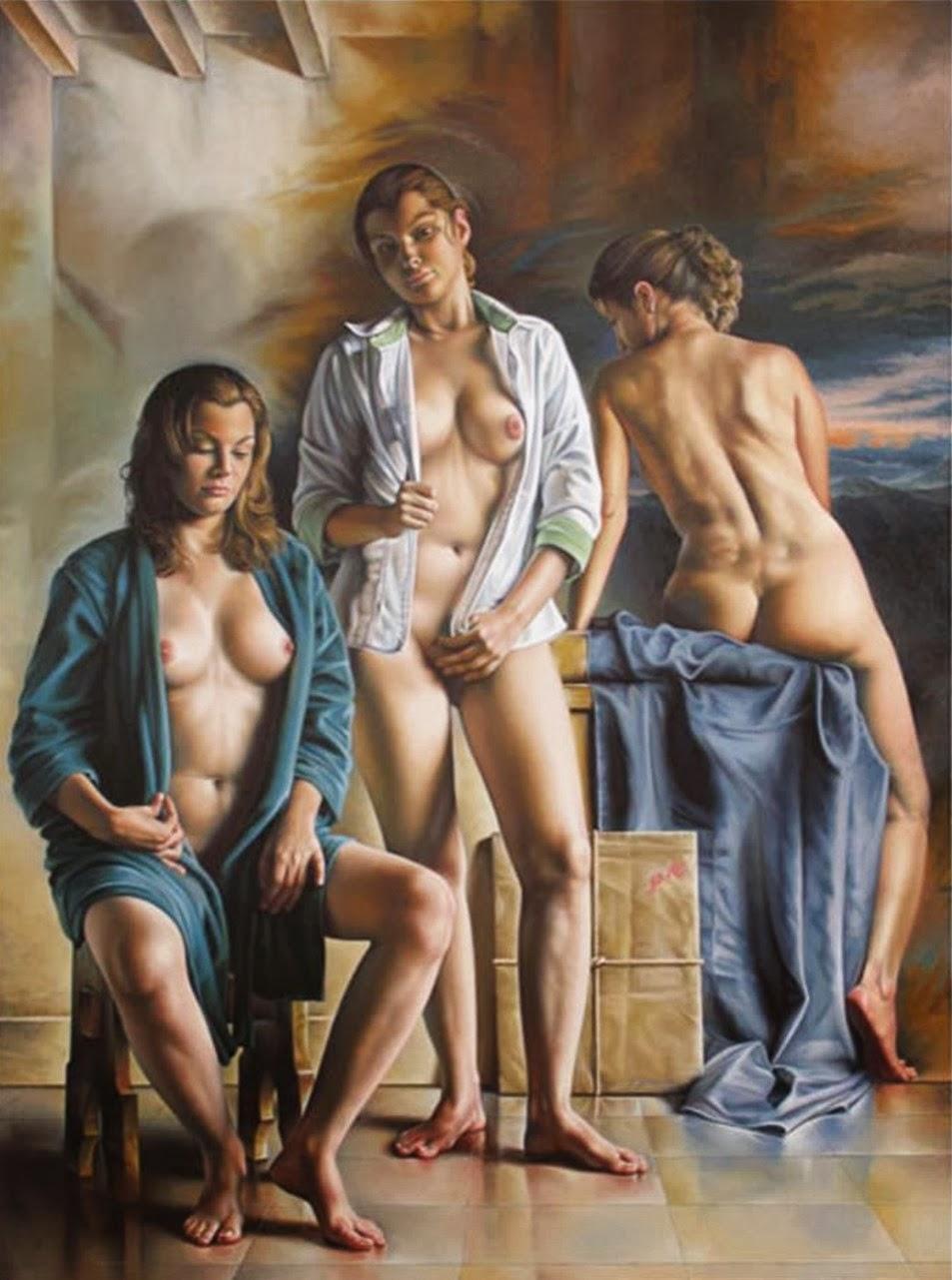 desnudo-pintura-oleo
